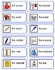 French - School Flashcards