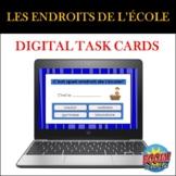 French School Places BOOM CARDS: Les Endroits de l'École