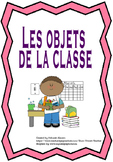 French - School Supplies - Les objets de la classe