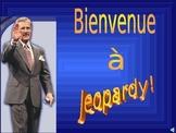 French School Unit Jeopardy Game