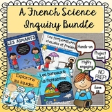 French Science Inquiry BUNDLE
