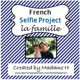 French Selfie Project La Famille