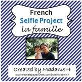 French Selfie Project La Famille