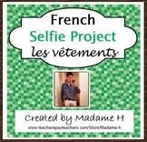 French Selfie Project Les Vêtements