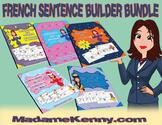 French Sentence Builder Bundle