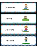 French Sentence Starters - Writing - Writer's workshop - W