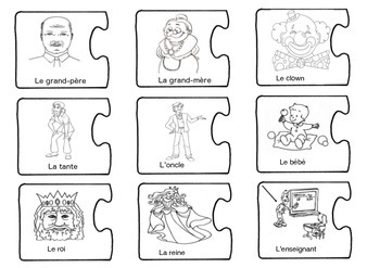 French Sentences Puzzle (changed to lowercase & Canadian)