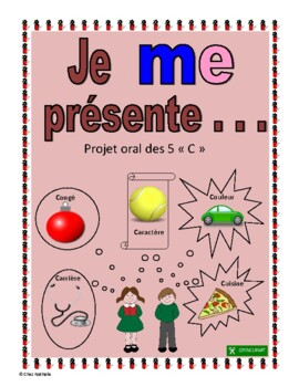 French Oral Project