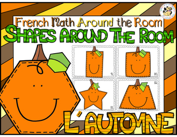 French Shapes around the Room: L'Automne