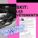 French Shopping Skit (Bien Dit 1 chapter 7)