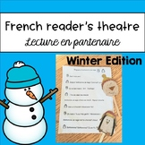 French Simple Readers' Theater Scripts (Théatre de lecture