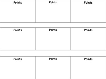 French Passé Composé (Irreg Past Part) Speaking Activity for Small Groups
