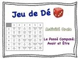 French  Passé Composé (être & avoir) Speaking Activity for Small Groups