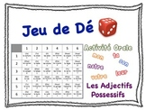 French Possessive Adjectives Speaking Activity for Small Groups