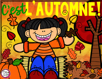 French Sorting Activity - C'est l'automne!
