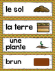 FRENCH SOIL AND ENVIRONMENT UNIT - GRADE 3 SCIENCE (LE SOL