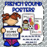 French Sound Posters/ Les Sons Français