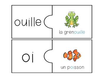French Sound Puzzles - Sons en casse-têtes