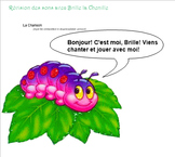 French Sounds Interactive SMART Board file - Learn sounds and review