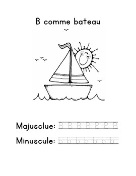 French Sounds - Learn to read, letter sounds and blends, French Home Reading