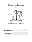 French Sounds - Learn to read, letter sounds and blends, F