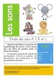 French Sounds / Les sons français - Volume 1: A, I, R, L