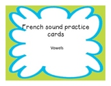 French Sounds Practice Cards