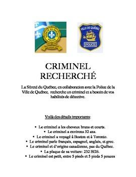 French Speaking Activity; yes/no Questions
