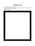 French-Speaking African Countries - Library Research