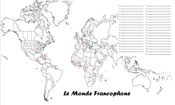 French-Speaking World Unit