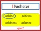 French Accent + Spelling-Change Verbs Speaking and Writing Powerpoint Activity