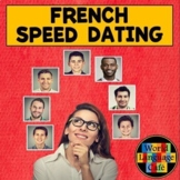 French Speed Dating for Valentine's Day or Any Day