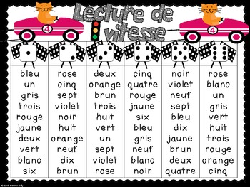 French Speed Reading Challenge - Level 2