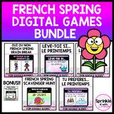 French Spring Digital Games Bundle