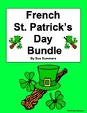 French St. Patrick's Day Bundle - La Saint-Patrick