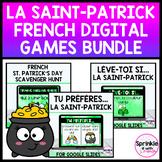 French St. Patrick's Day Digital Games Bundle