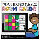 French St. Patrick's Day Puzzle: La position du phonème  
