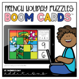 French St. Patrick's Day Puzzle: Les additions   Distance