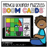 French St. Patrick's Day Puzzle: Les rimes   Distance Learning