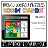 French St. Patrick's Day Puzzles: The Bundle