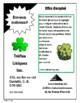 French - St. Patrick's Day Activity (Leprechaun's Résumé and Cover Letter)