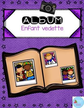 French Star of the week / Album Enfant Vedette