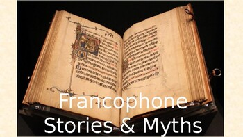 French Stories and Myths