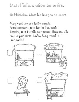 French Story Work