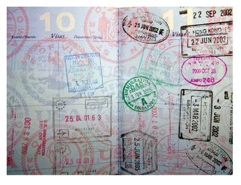 French Student Passport