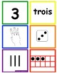 French Subitizing Numbers