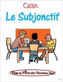 French Subjunctive Notebook (Le Subjonctif) - Digital Files