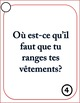 French Subjunctive Speaking Task Cards