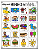French Summer BINGO {Create Your Own Card}
