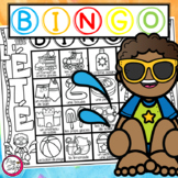 French Summer Bingo